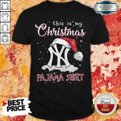 This Is My Christmas Pajama New York Yankees Shirt-Design By Soyatees.com