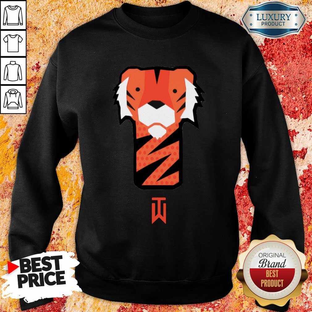 Tiger Woods Frank Golf Sweatshirt-Design By Soyatees.com