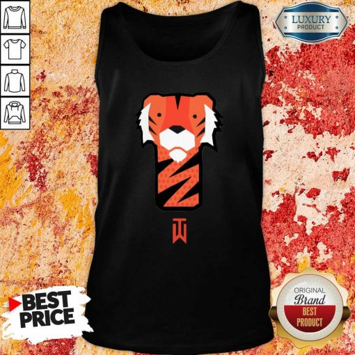 Tiger Woods Frank Golf Tank Top-Design By Soyatees.com