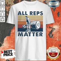 All Reps Matter Vintage Shirt-Design By Soyatees.com