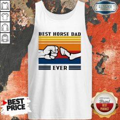 Best Horse Dad Ever Vintage Tank Top-Design By Soyatees.com