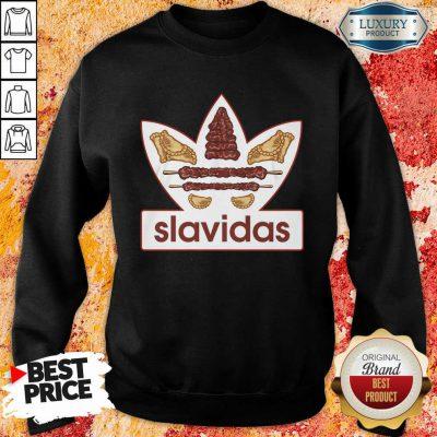 Slavidas Products Sweatshirt-Design By Soyatees.com