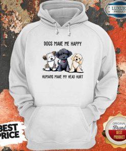 Shih Tzu Dogs Make Me Happy Humans Make My Head Hurt Hoodie-Design By Soyatees.com