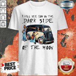 AmusedThe Dark Side Of The Moon 1 Shirt