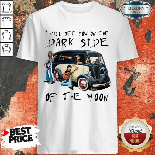 Amused The Dark Side Of The Moon 1 Shirt