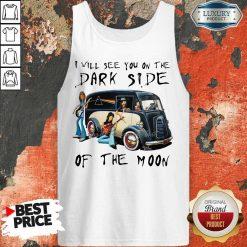 AmusedThe Dark Side Of The Moon 1 Tank Top