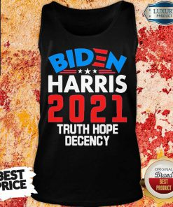 AngryBiden Harris 2021 Truth Hope Tank Top