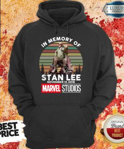 Angry Memory Of Stan Lee November 12 2018 Marvel Hoodie
