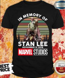 Angry Memory Of Stan Lee November 12 2018 Marvel Shirt