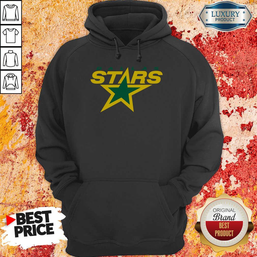 Arrogant Dallas Stars 5 Hoodie - Design by Soyatees.com