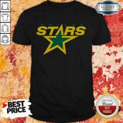 Arrogant Dallas Stars 5 Shirt - Design by Soyatees.com