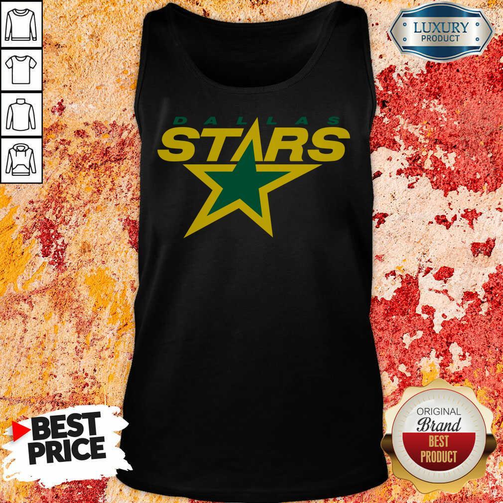 Arrogant Dallas Stars 5 Tank Top - Design by Soyatees.com