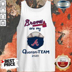 Atlanta Braves Are My Quaranteam 2020 Tank Top - Desisn By Soyatees.com