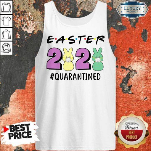 Excellent Super Easter 2020 Quarantined Tank Top