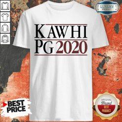 Kawhi Pg 2021 Shirt - Design by Soyatees.com - Design by Soyatees.com