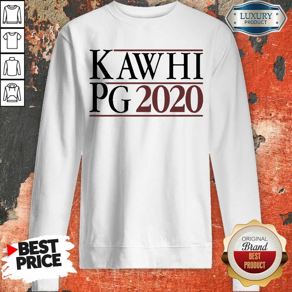 Kawhi Pg 2021 Sweatshirt - Design by Soyatees.com