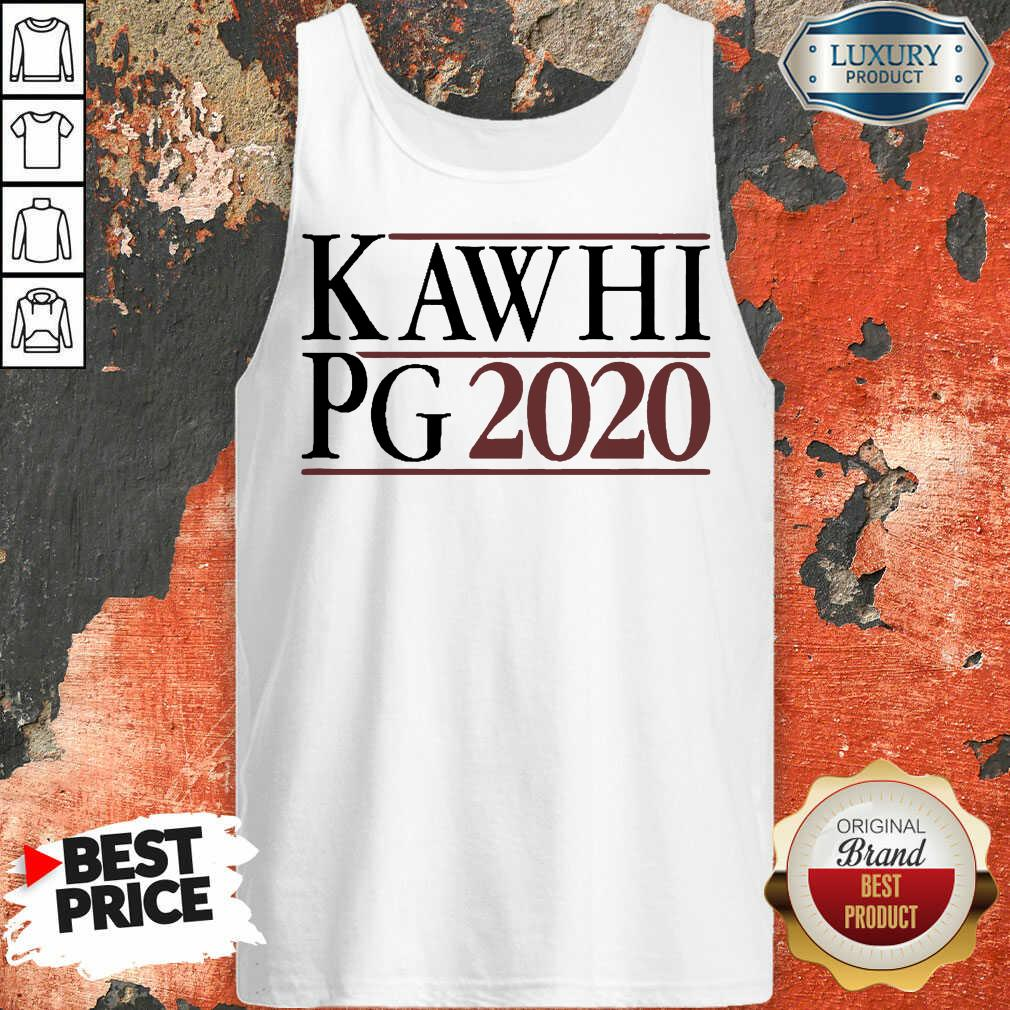 Kawhi Pg 2021 Tank Top - Design by Soyatees.com