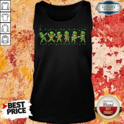 Leprechauns 6 Dancing St Patricks Day Tank Top - Design by Soyatees.com