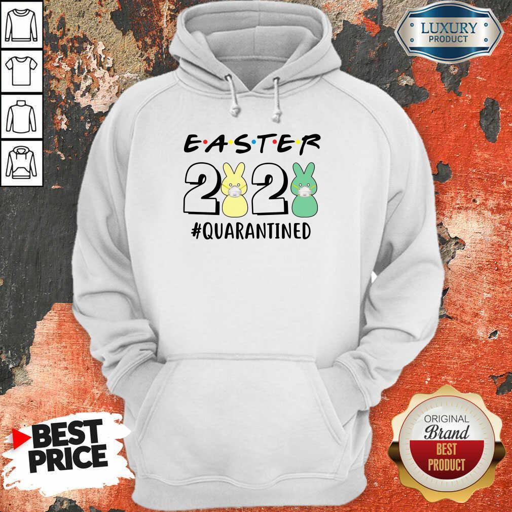 Premium Easter 2020 Quarantined Hoodie
