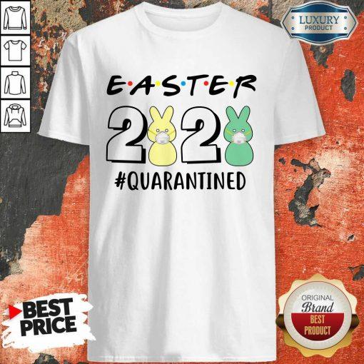 Premium Easter 2020 Quarantined Shirt