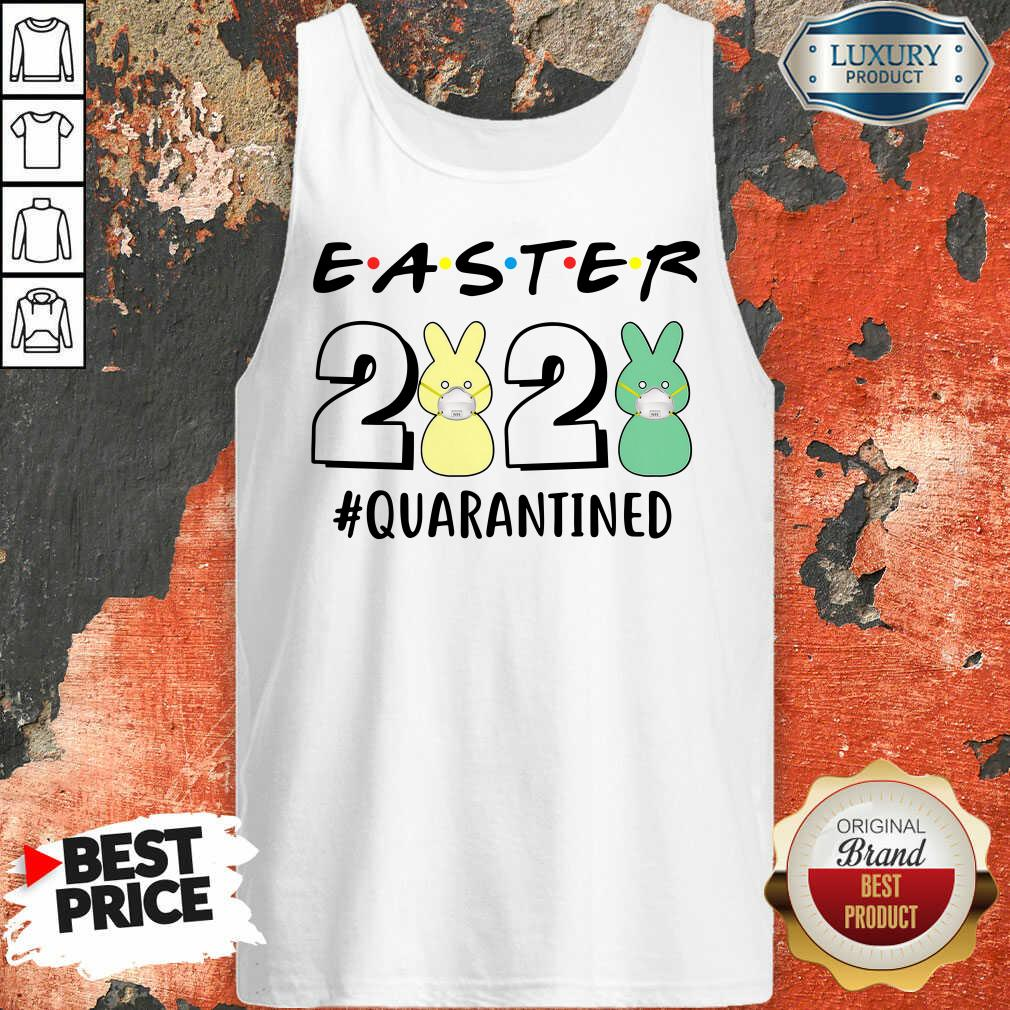 Premium Easter 2020 Quarantined Tank Top