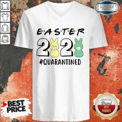 Premium Easter 2020 Quarantined V-neck