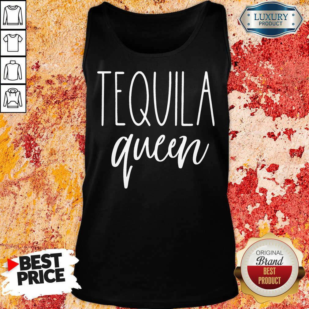 Original Tequila Queen Tank Top