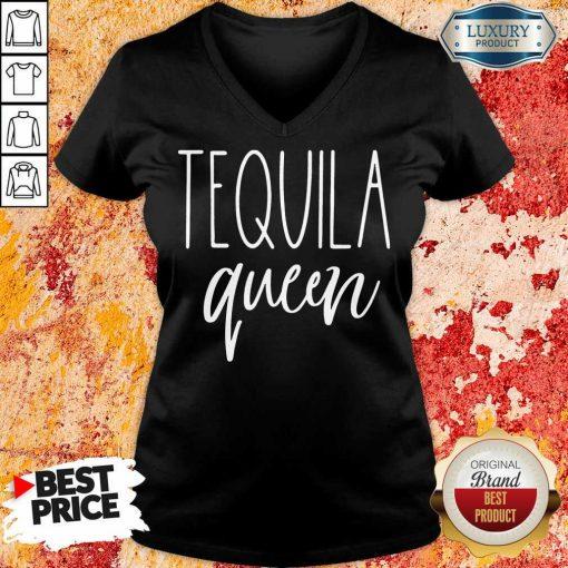 Original Tequila Queen V-neck