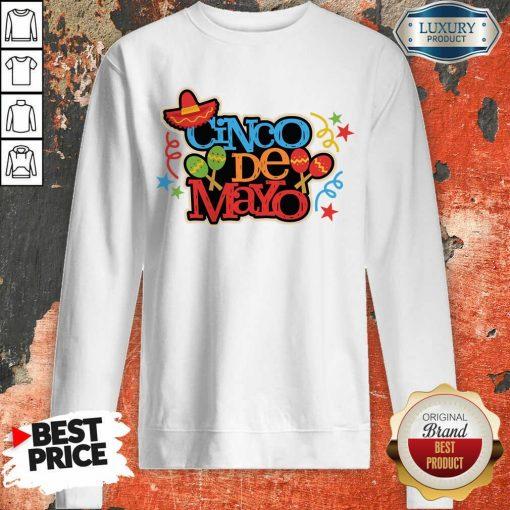 Perfect Mexico Cinco De Mayo Sweatshirt