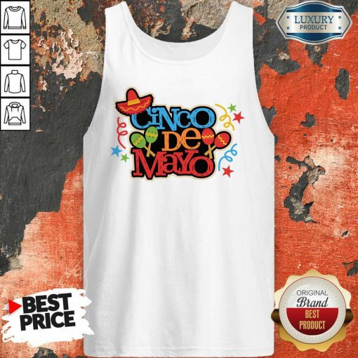 Perfect Mexico Cinco De Mayo Tank Top
