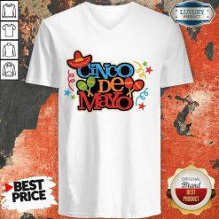 Perfect Mexico Cinco De Mayo V-neck