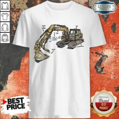 Hot Excavator Anatomy Shirt