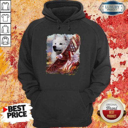 Nice Eskimo American Eagle Patriot For Lover Hoodie