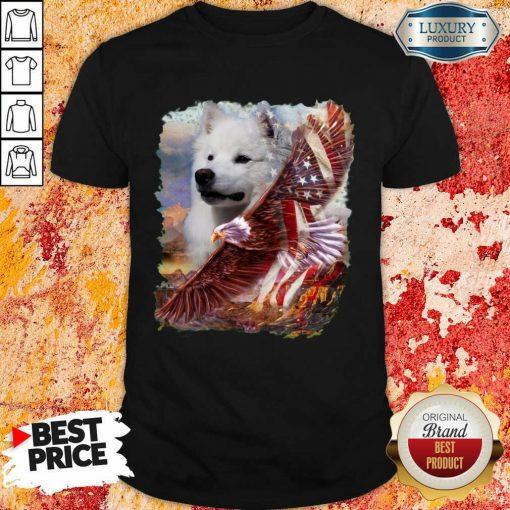 Nice Eskimo American Eagle Patriot For Lover Shirt