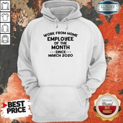 Top 2020 Employee Of The Month Hoodie