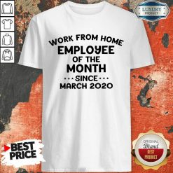 Top 2020 Employee Of The Month Shirt