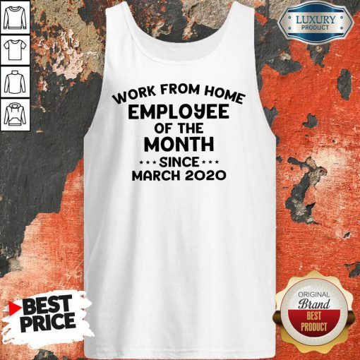Top 2020 Employee Of The Month Tank Top