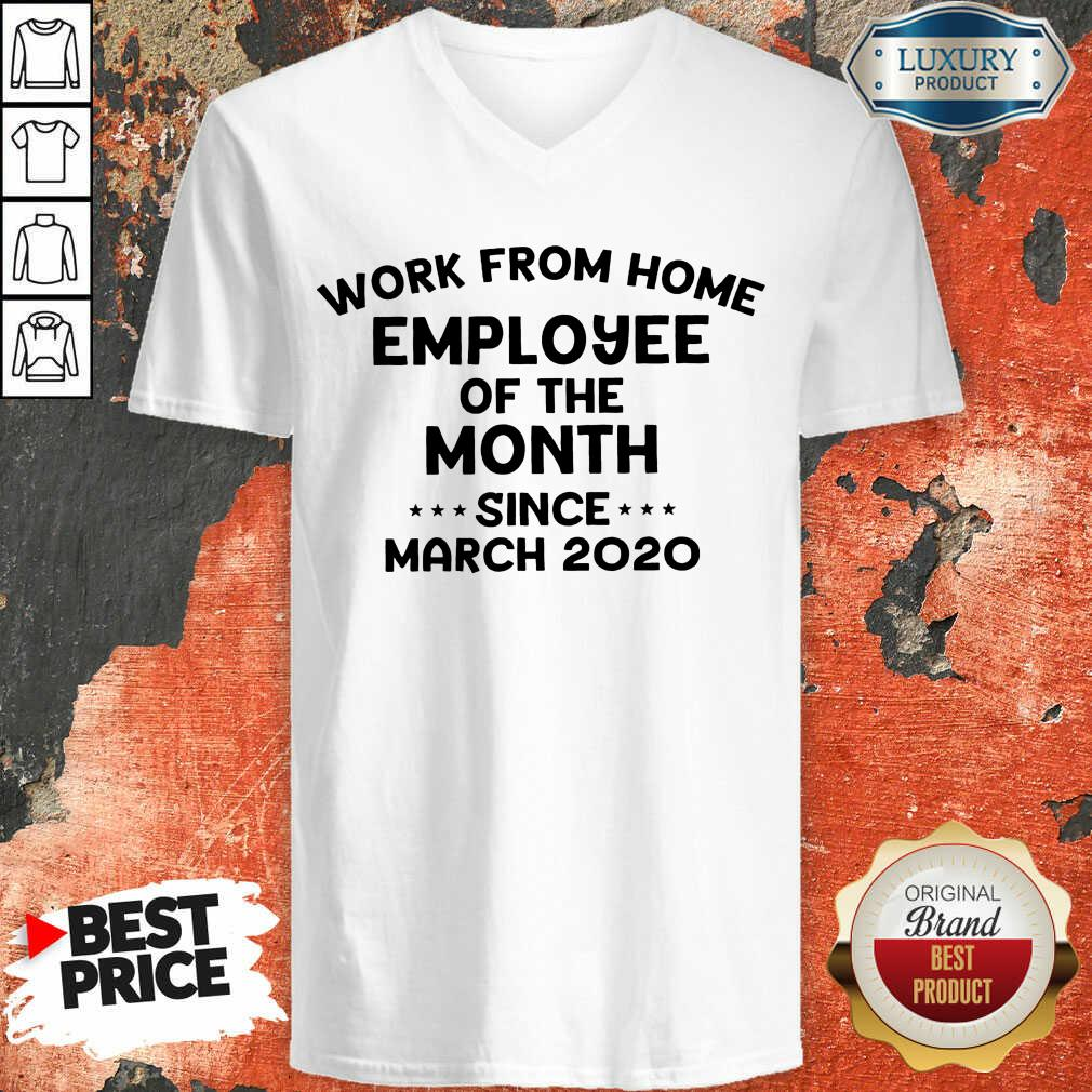 Top 2020 Employee Of The Month V-neck