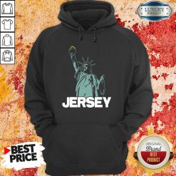 Top New Jersey Statue Of Liberty Hoodie