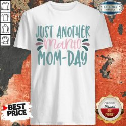 Vip Just Another Manic Mom Day Shirt