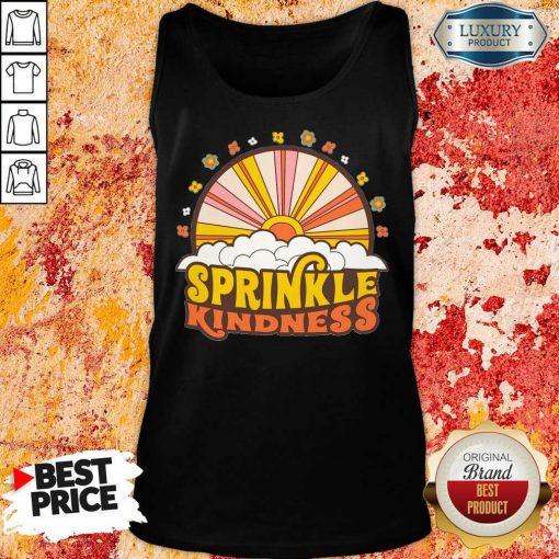 Vip Sprinkle Kindness Tank Top