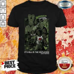Vip Warrior Culture Gear Big Trouble Shirt