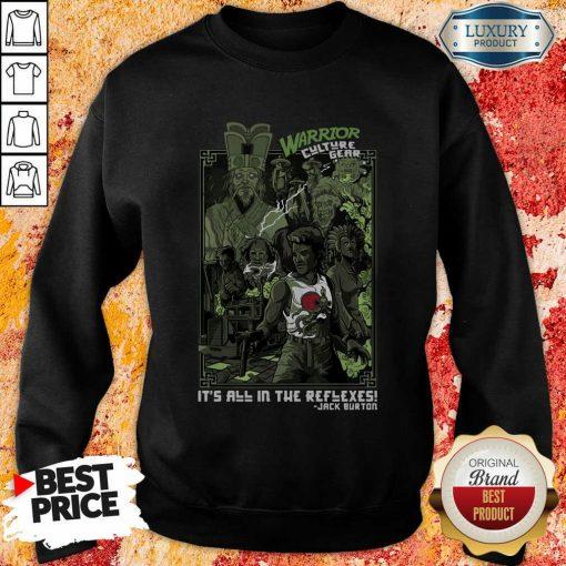 Vip Warrior Culture Gear Big Trouble Sweatshirt